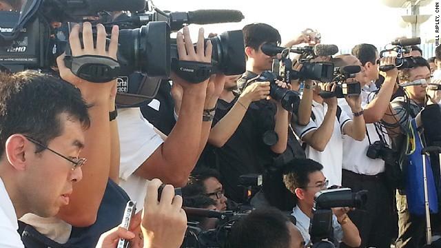 Antonio Inoki's arrival in North Korea has generated considerable interest.