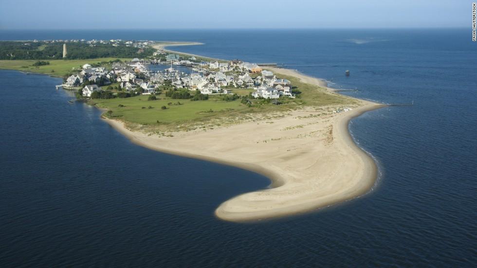 Isla Bald Head, Carolina del Norte