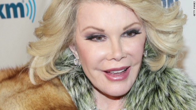 Médico de Joan Rivers se tomó una 'selfie' mientras estaba anestesiada, según fuente
