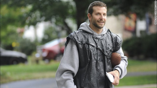 "<strong>""Silver Linings Playbook"" (2012)</strong>: Bradley Cooper and Jennifer Lawrence star in this acclaimed film about a bipolar man forced to move back in with his parents. The film earned Lawrence an Oscar. (<strong>Netflix</strong>)"