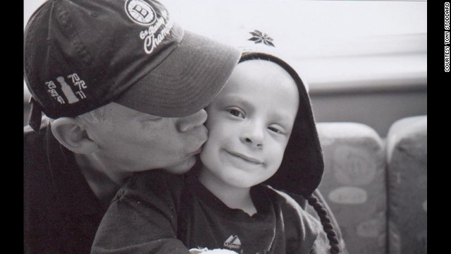 Tony Stoddard's son Cole passed at the age of 5 after battling <a href='http://www.mayoclinic.org/diseases-conditions/neuroblastoma/basics/definition/con-20027487' target='_blank'>neuroblastoma</a>, a common childhood cancer.