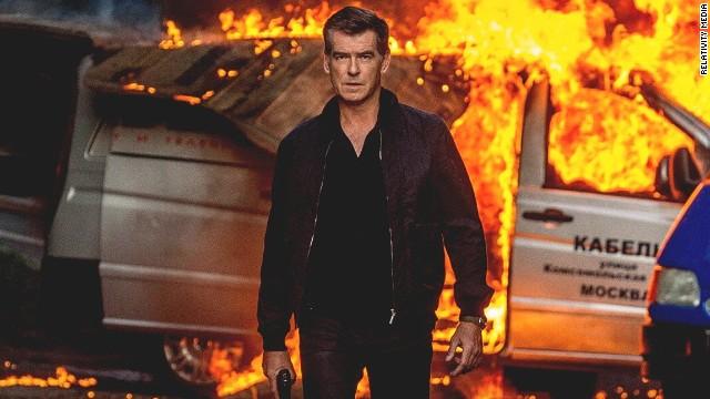 Pierce Brosnan stars as an ex-CIA agent in