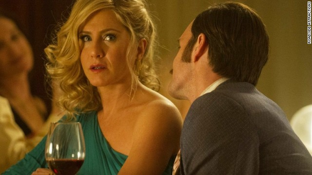 Jennifer Aniston stars as a rich Detroit housewife in