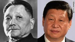 Xi Jinping vs Deng Xiaoping
