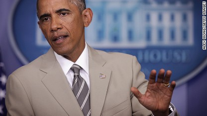 Obama: 'We don't have a strategy'