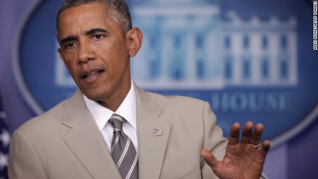W.H. defends Obama's 'no strategy' line