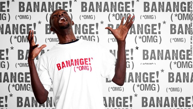 "<a href='http://www.definitionafrica.com/' target='_blank'>Definition Africa</a> is a t-shirt business based in Kampala, Uganda. The energy and vitality of Ugandan life is translated into clothing, incorporating local designs and everyday expressions. ""Banange"" is a saying used in Luganda and loosely means ""oh my gosh."""