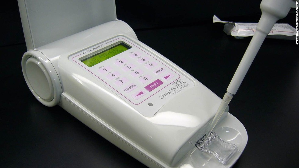 Endosafe Test System Portable (PTS)