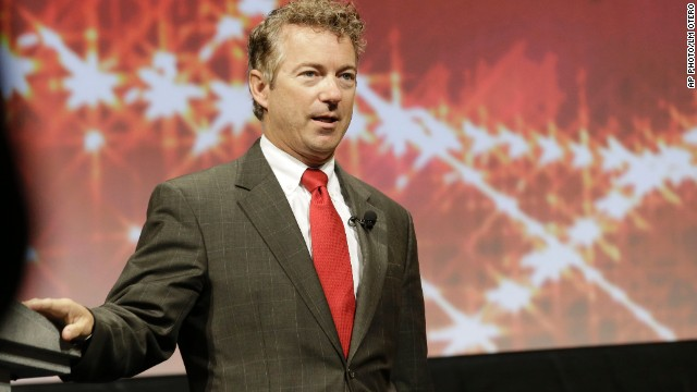 Rand Paul: If 'Hillary Clinton worked for Bill Clinton, she'd probably have been fired'