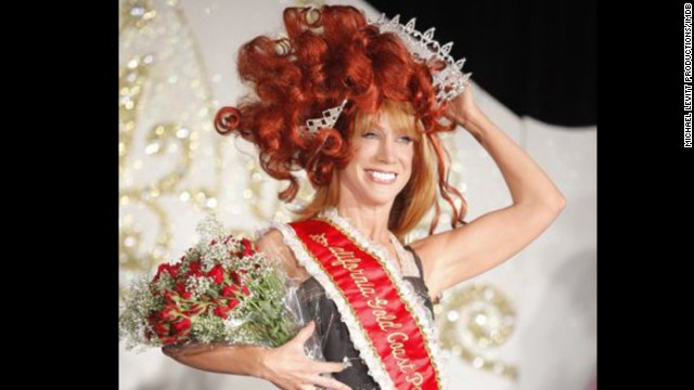 "There are only three women who have ever won Grammy awards for comedy albums, and Kathy Griffin is one of them. (She's in a great company; the other two are Whoopi Goldberg and Lily Tomlin.) From the stage to the screen, Kathy Griffin's voice has become one of the most recognizable of the past two decades. She has been adaptable in a changing industry, shifting from sitcom to reality TV with her award-winning ""My Life on the D-List,"" and enduringly unapologetic about her sense of humor and her activism."