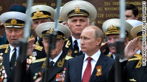 Some of Ukraine's fighters on retreat