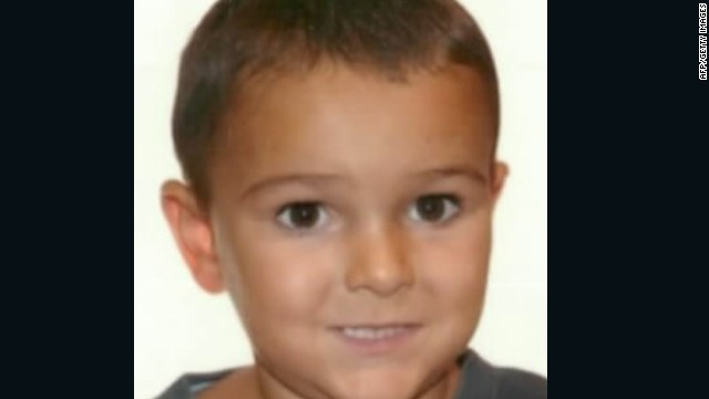 An undated handout picture released by Britain's Hampshire police shows a portrait of Ashya King, 5.