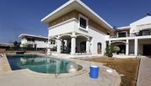 Libyan militia uses vacated U.S. Embassy in Libya as swim club