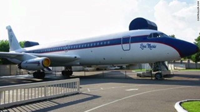 Elvis Presley's jets for sale