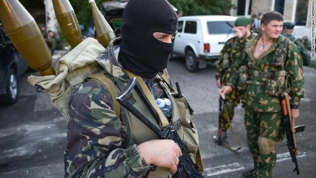 Ucrania acusa a Rusia de atacar un campo aéreo