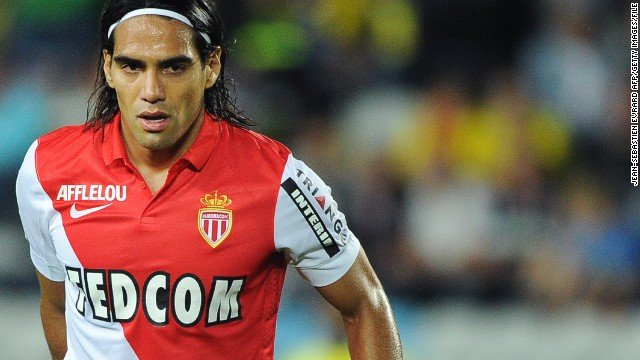 Colombian Radamel Falcao stole most of the headlines on the final day of the transfer window after joining English Premier League club Manchester United on loan from French club Monaco.