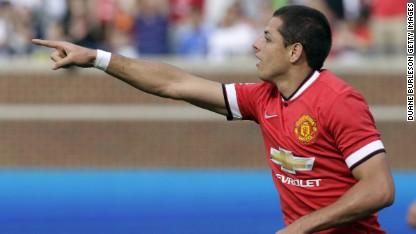 Football: Hernandez joins Real Madrid
