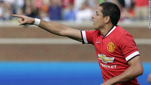 All roads point to Spain for Javier Hernandez. The Mexican striker has joined Real Madrid on a season-long loan from Manchester United.