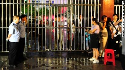 Man kills 3 children at Chinese school