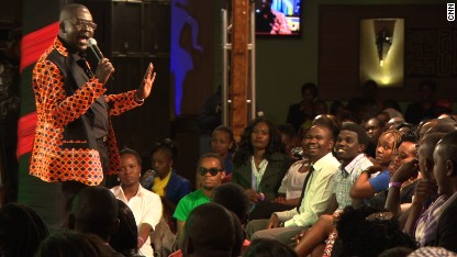 Who are Africa's funniest comics?