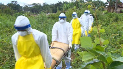 Life in 'Ebola Country'