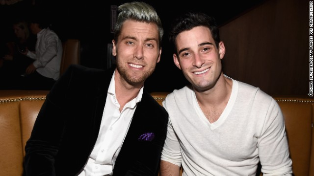 Lance Bass is engaged again, and more news to note