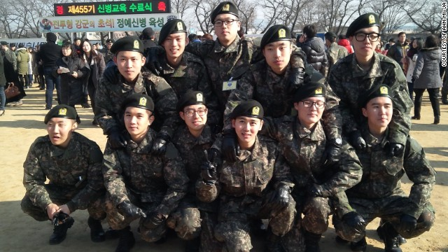 South Korea's defense ministry has made some structural changes: Parents can now call and visit more often, leave is more flexible and barracks are being updated.