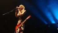 Like many authors, Courtney Love is a victim of writer's block.