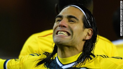 Football: Man Utd seal Falcao deal