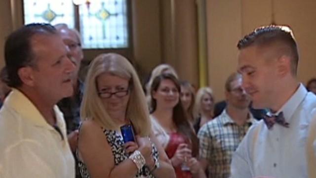 Instead of Wedding, Man Holds Fundraiser to Help Children