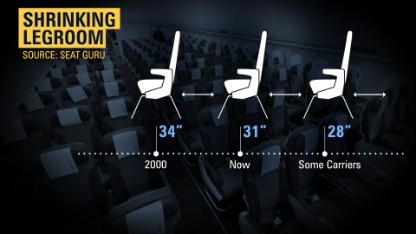 Seat recline fight diverts another flight