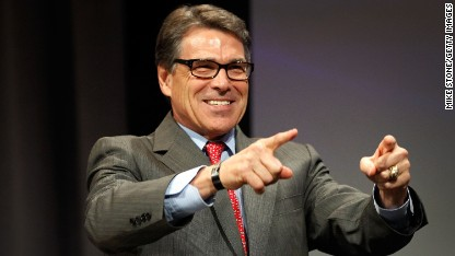 4 reasons Rick Perry is in trouble