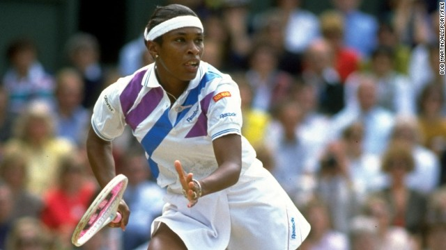 In 1990, Zina Garrison became the first African American woman since Gibson to reach a grand slam singles final, losing to Martina Navratilova at Wimbledon. She also made two major finals in women's doubles, and won gold with Pam Shriver at the 1988 Olympics, while claiming three grand slam titles in mixed doubles.