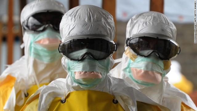 La vida y la muerte en la 'zona cero' del brote del ébola en Liberia