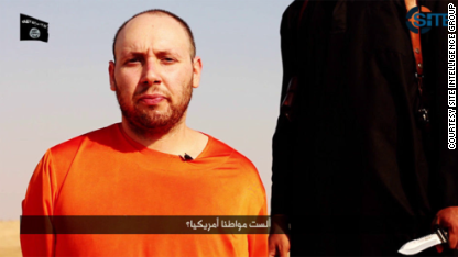 ISIS beheads American Steven Sotloff