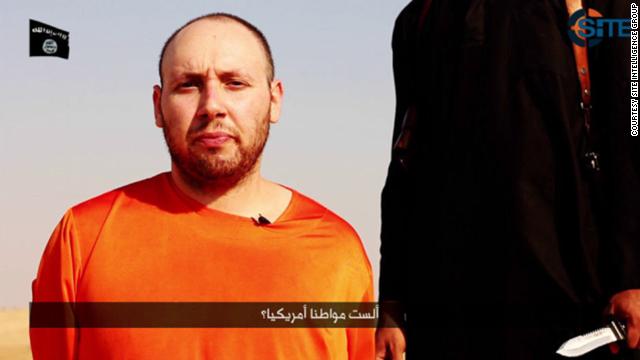 ISIS decapita al periodista estadounidense Steven Sotloff