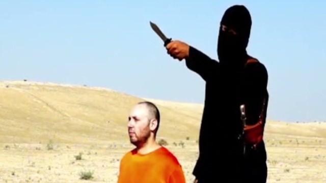 """""""Estoy de regreso, Obama"""", dice el presunto verdugo de los dos periodistas decapitados"""