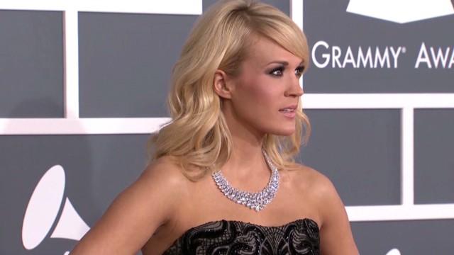 Congratulations Carrie Underwood