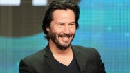 """Excellent! """"Bill & Ted 3"""" is coming along, says one of the stars."""