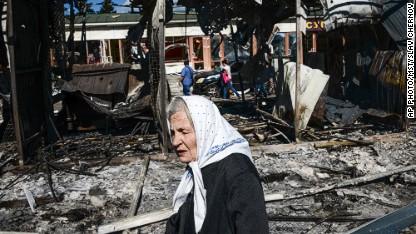 Ukraine: Civilians driven from homes