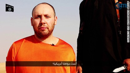 ISIS video shows beheading of American