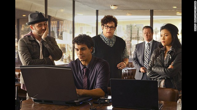 "<strong>Winner:</strong> CBS hit a jackpot with ""Scorpion,"" a drama about a high-tech team embedded with the Department of Homeland Security. With top-notch ratings, it was a no-brainer for the network to pick this up for a full season."