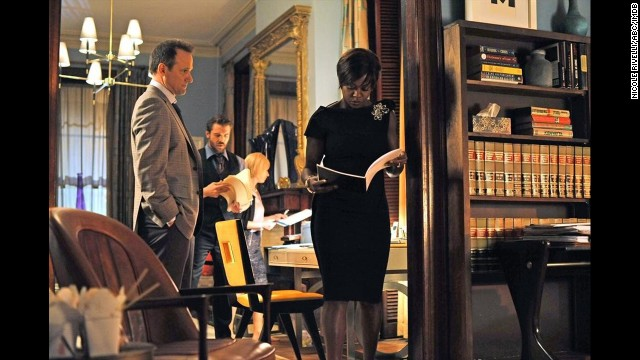 """<strong>""""How to Get Away With Murder"""" (ABC)</strong> -- Viola Davis stars as a law professor who works with her students to crack some of her toughest cases. From Shonda Rhimes of """"Scandal"""" fame. (September 25)"""