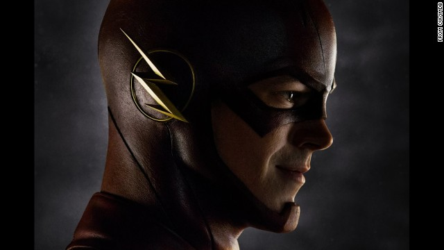 """<strong>""""The Flash"""" (CW)</strong> -- This superhero series stars Grant Gustin as Barry Allen, the fastest man on the planet, who is determined to clear his father of crime. (October 7)"""