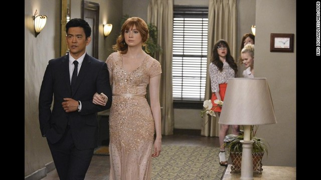 """<strong>""""Selfie"""" (ABC)</strong> -- This season's nominee for show-most-likely-to-be-hate-watched is a comedy that stars Karen Gillan and John Cho in what is being described as a modern-day version of """"My Fair Lady."""" (September 30)"""