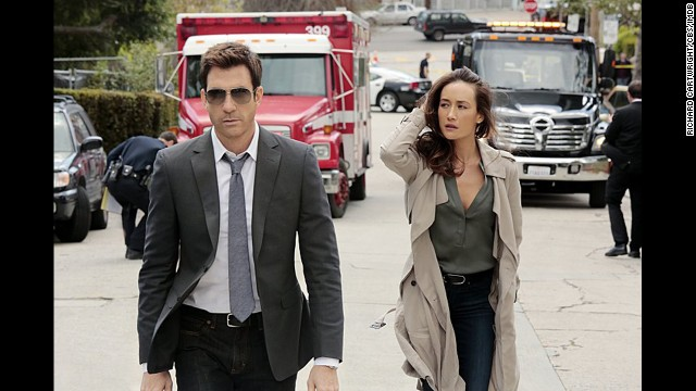 "<strong>Winner:</strong> If you've been counting, ""Stalker"" makes CBS four for four with its new dramas. The police procedural, which stars Dylan McDermott and Maggie Q as a pair of detectives who investigate stalking crimes, hasn't been a breakout hit, but its ratings are nothing to be ashamed of, either. CBS has rewarded the series with a full-season pickup."
