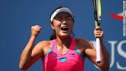 Tennis: Peng eases into U.S. Open semis