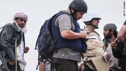 ISIS beheads second U.S. hostage