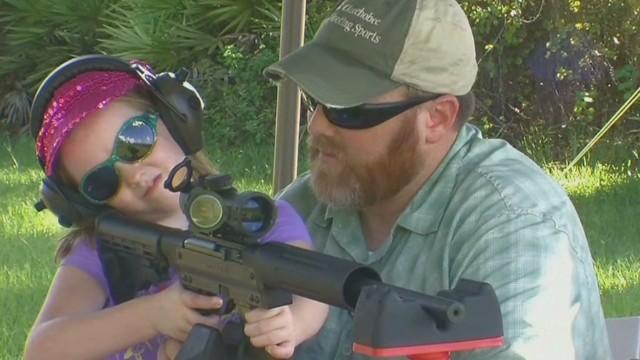 kids on the gun range  u2013 anderson cooper 360