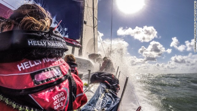 Volvo Ocean Race: The \'Everest\' of sailing